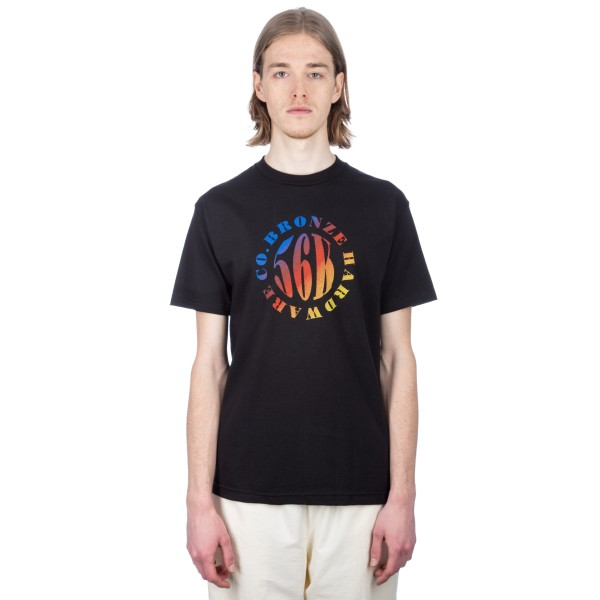 Bronze 56k Movement T-Shirt (Black)