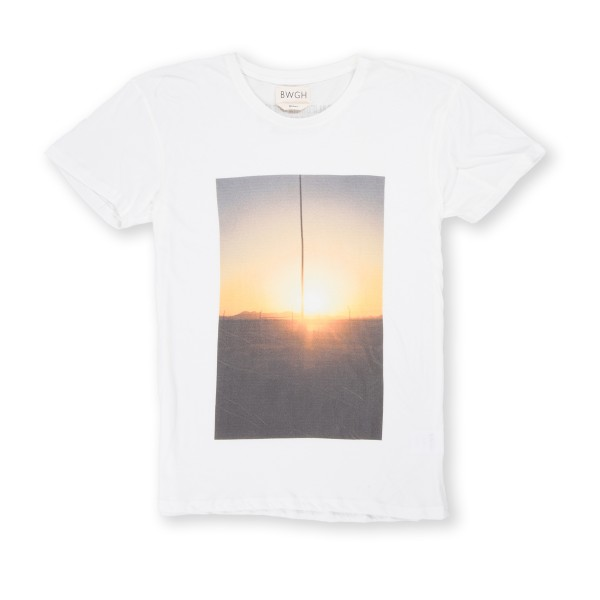BWGH by Maxime Antonin Sunset T-Shirt (White)