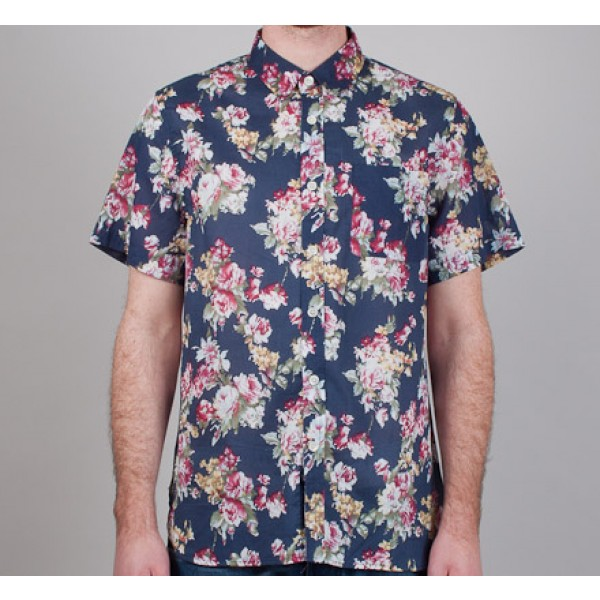 BWGH Koh Shirt (Navy)
