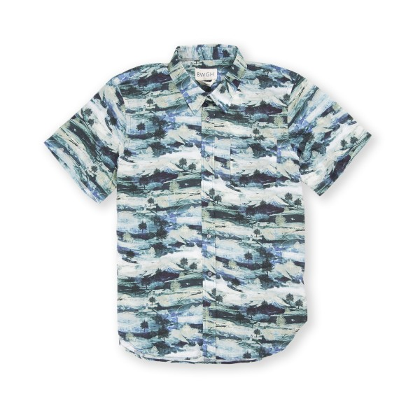 BWGH Savane Shirt (Blue)