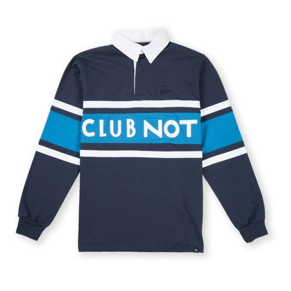 by Parra Club Not Heavy Rugby Shirt (Navy)