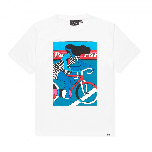 by Parra Photo Finish T-Shirt (White)