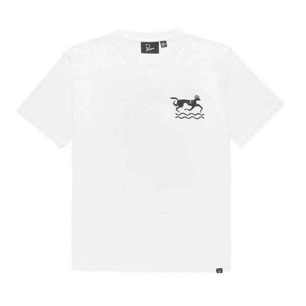 by Parra Soccer Mom T-Shirt (White)