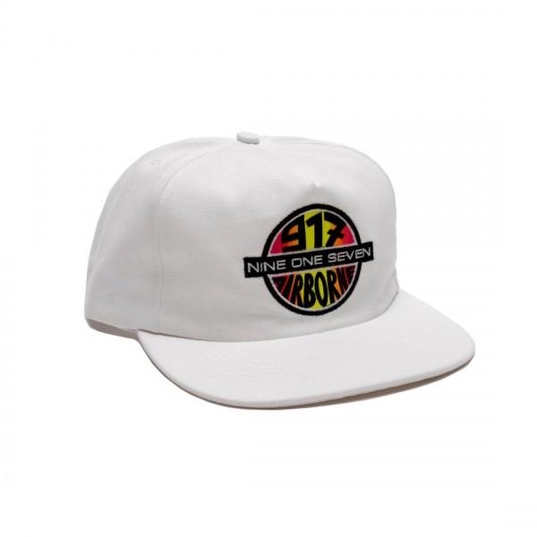 Call Me 917 Airborne Division Cap (White)
