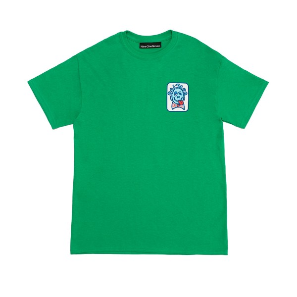 Call Me 917 Life Coach T-shirt (Green)