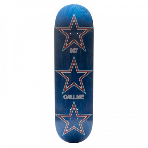 Call Me 917 San Diego Skateboard Deck 8.6""