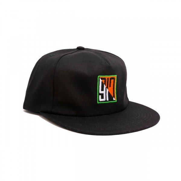 Call Me 917 Split Cap (Black)