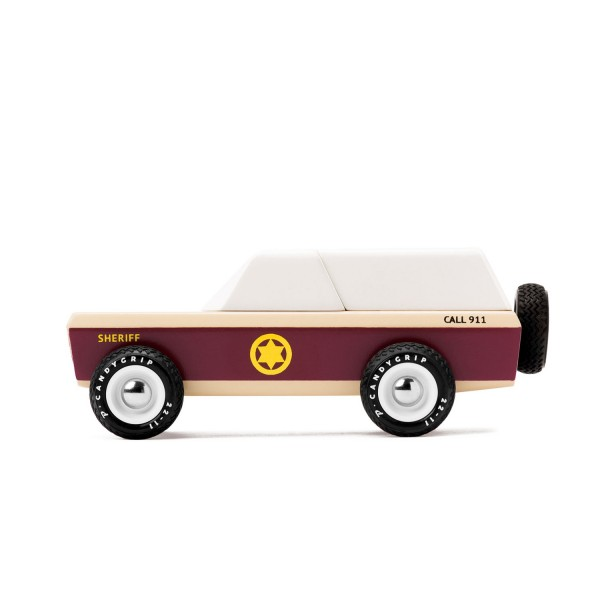 Candylab Toys Lone Sheriff Bronco