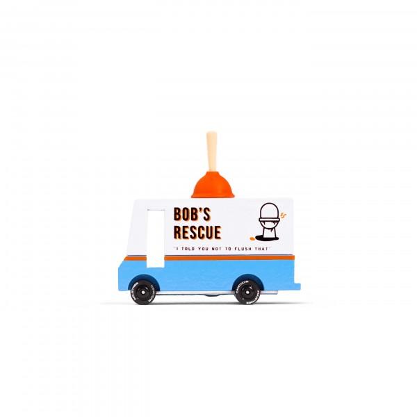 Candylab Toys Plumbing Van