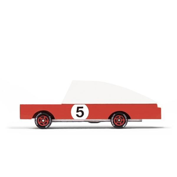 Candylab Toys Red Racer #5