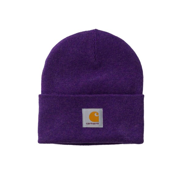 Carhartt WIP Acrylic Watch Beanie (Frosted Viola)