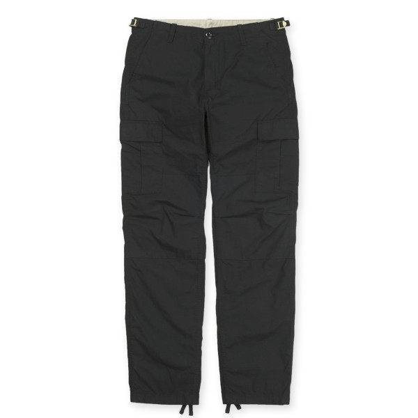 Carhartt Aviation Cargo Pant (Black Rinsed)