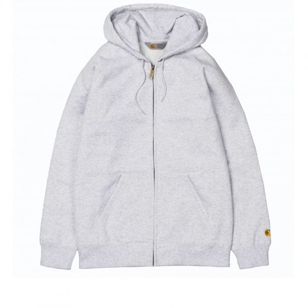 Carhartt Chase Hooded Jacket (Ash Heather)
