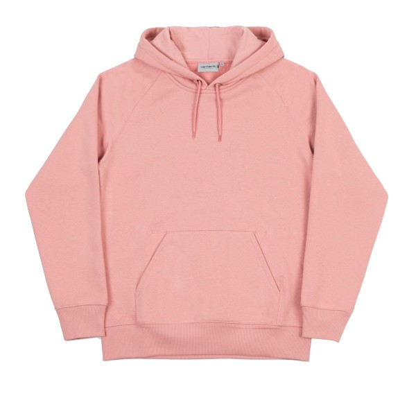 Carhartt Chase Pullover Hooded Sweatshirt (Soft Rose/Gold)