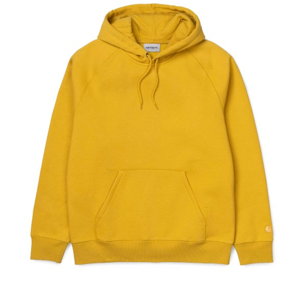Carhartt Chase Pullover Hooded Sweatshirt (Colza/Gold)