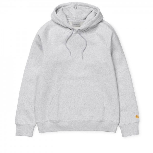 Carhartt Chase Pullover Hooded Sweatshirt (Ash Heather)