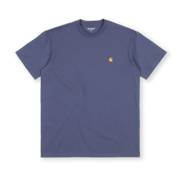Carhartt Chase T-Shirt (Cold Viola/Gold)
