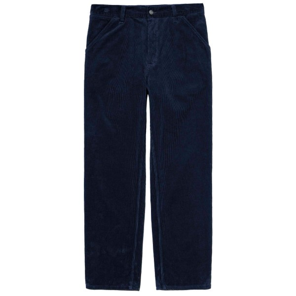 Carhartt Corduroy Simple Pant (Dark Navy)