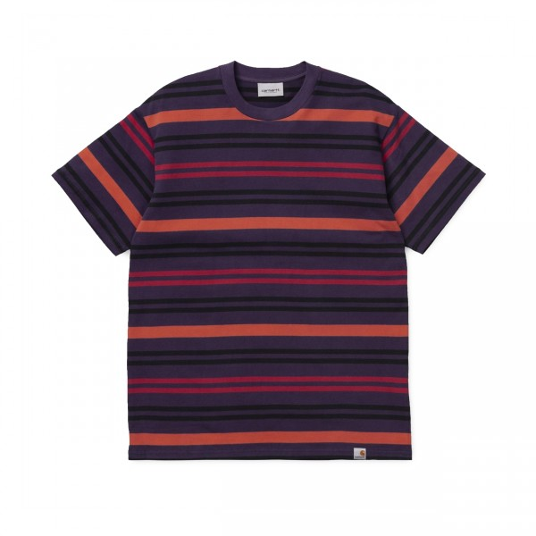 Carhartt Kress T-Shirt (Lakers Stripe)
