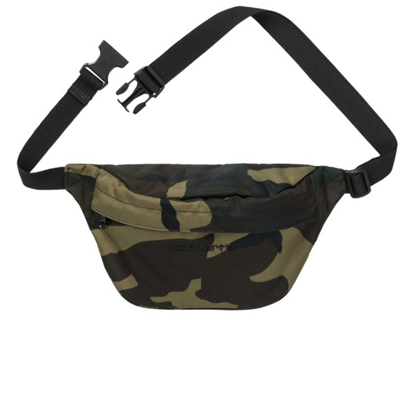 Carhartt WIP Payton Hip Bag (Camo Laurel/Black)