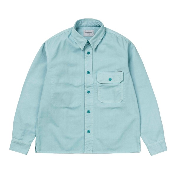Carhartt Reno Long Sleeve Shirt (Soft Aloe)