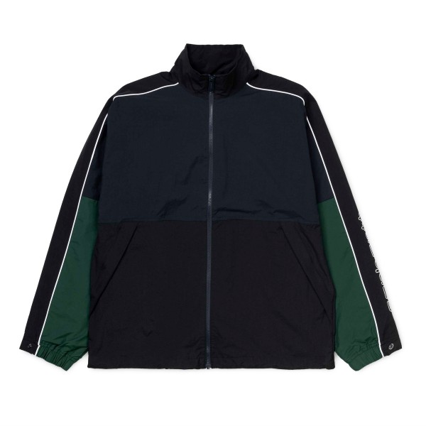 Carhartt Terrace Full Zip Jacket (Dark Navy/Black/Bottle Green)