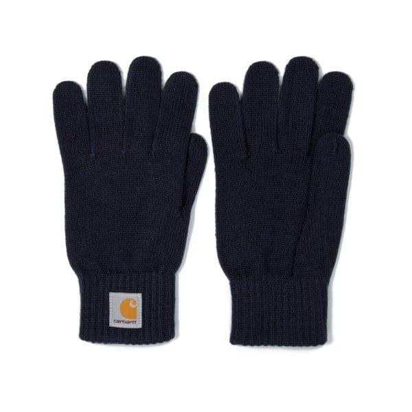 Carhartt WIP Watch Gloves (Navy)