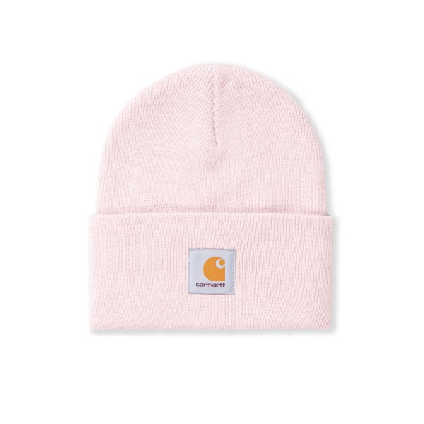 Carhartt WIP Acrylic Watch Beanie (Frosted Pink)