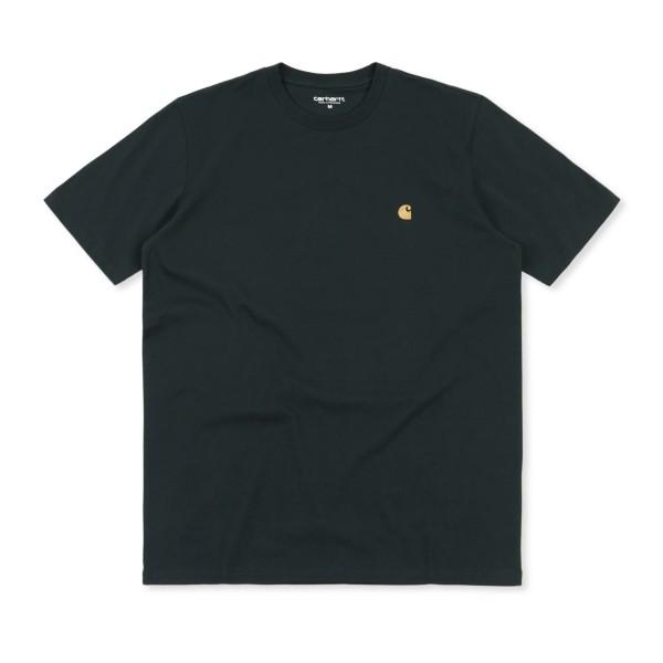 Carhartt WIP Chase T-Shirt (Fraiser/Gold)