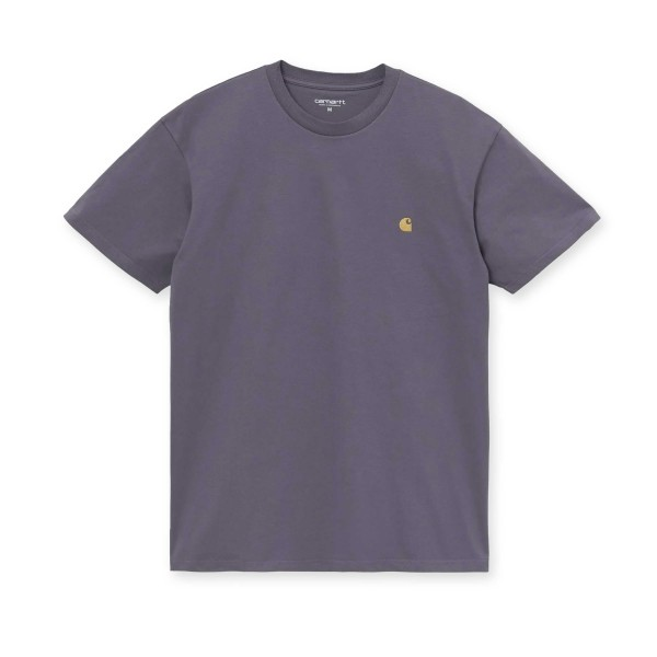 Carhartt WIP Chase T-Shirt (Provence/Gold)