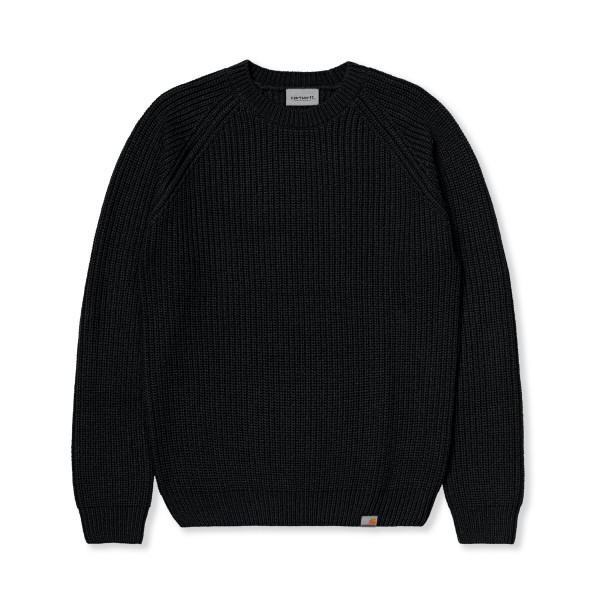 Carhartt WIP Forth Sweater (Black)