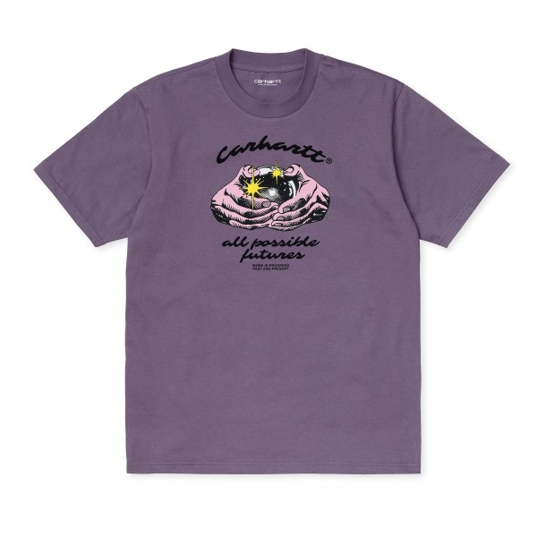 Carhartt WIP Fortune T-Shirt (Provence)
