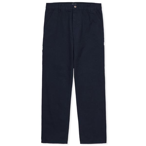 Carhartt WIP Ruck Single Knee Pant (Dark Navy Rinsed)
