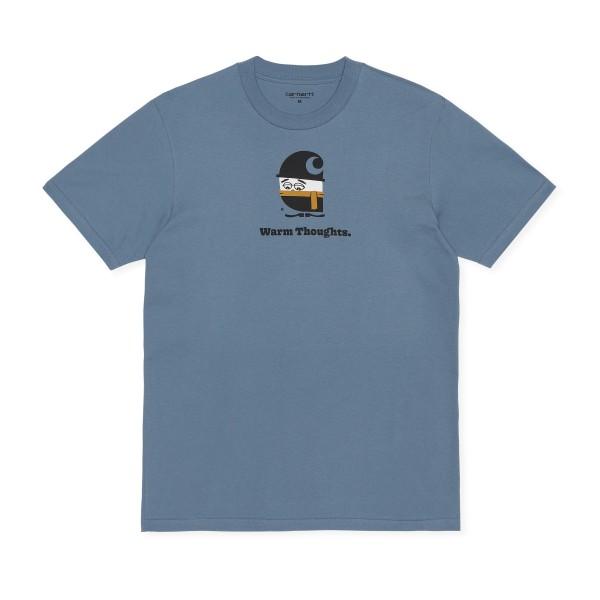 Carhartt WIP Warm Thoughts T-Shirt (Icesheet)