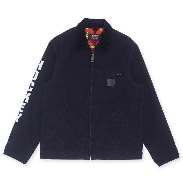 Carhartt WIP x Hockey Detroit Jacket (Black)