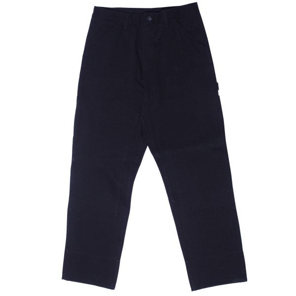 Carhartt WIP x Hockey Double Knee Denim Pant (Black)
