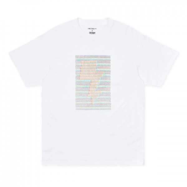Carhartt WIP x Relevant Parties x DFA T-Shirt (White)