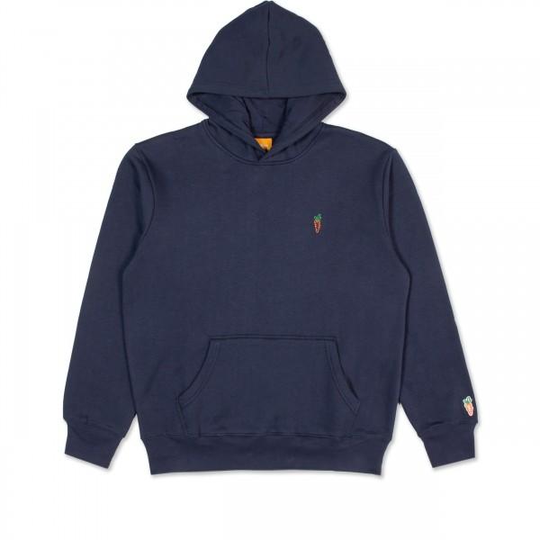 Carrots Signature Pullover Hooded Sweatshirt (Navy)