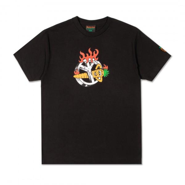 Carrots x Babylon LA Peace Carrots T-Shirt (Black)
