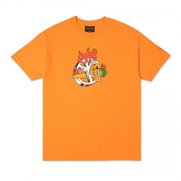 Carrots x Babylon LA Peace Carrots T-Shirt (Orange)