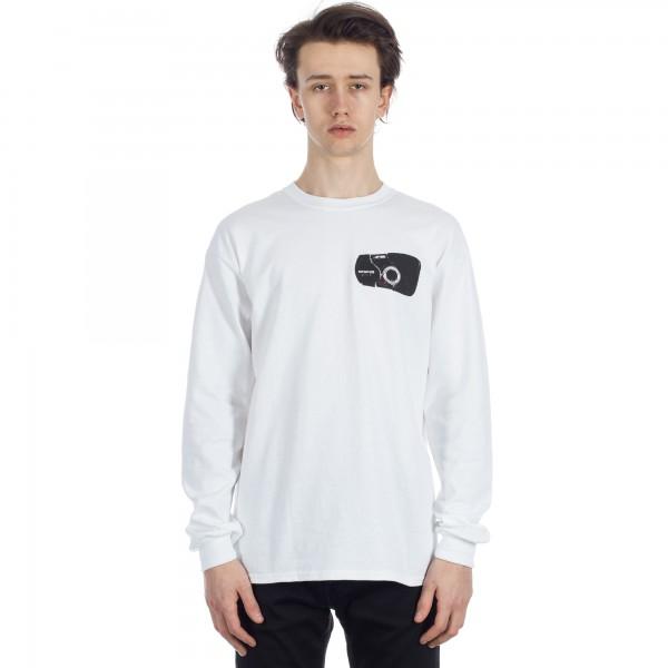 North Camera Long sleeve T-Shirt (White)
