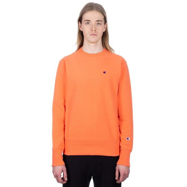 Champion Reverse Weave Crew Neck Sweatshirt (Salmon)