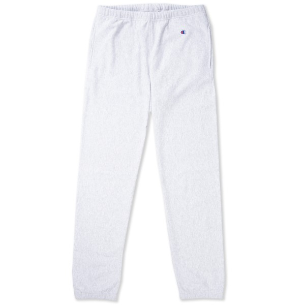 Champion Reverse Weave Elastic Cuff Pant (Light Oxford Grey)