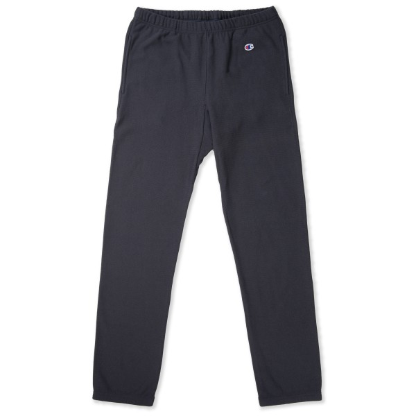 Champion Reverse Weave Elastic Cuff Pant (Navy)