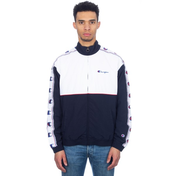 Champion Reverse Weave Full Zip Jacket (Navy)