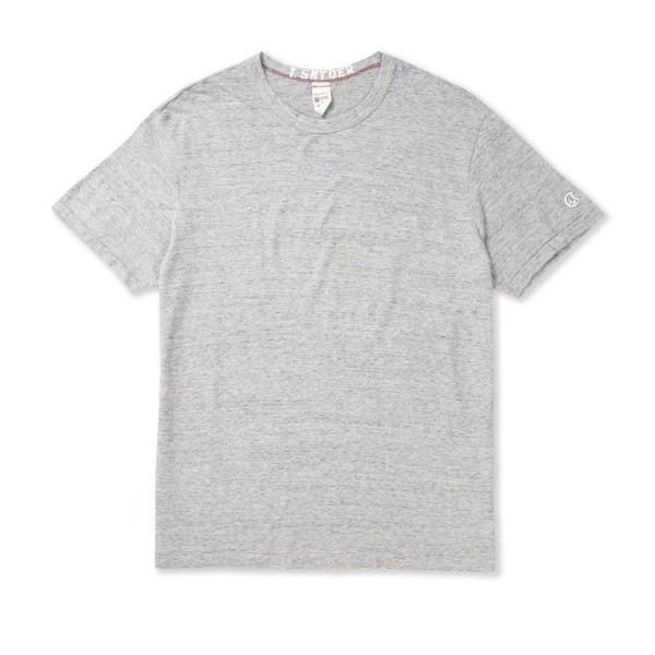 Champion x Todd Snyder Classic Crew T-Shirt (Grey Heather)