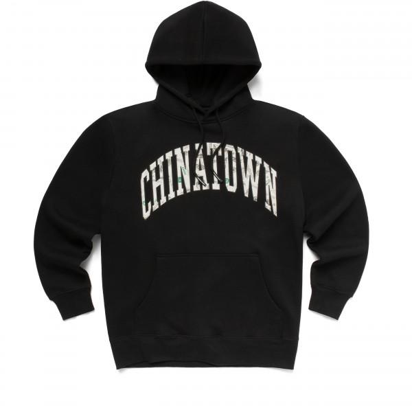 Chinatown Market x Smiley Money Arc Pullover Hooded Sweatshirt 'Money Capsule' (Black)