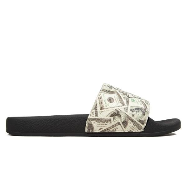 Chinatown Market x Smiley Money Slides 'Money Capsule' (Black)