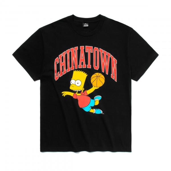 Chinatown Market x The Simpsons Air Bart Arc T-Shirt (Black)