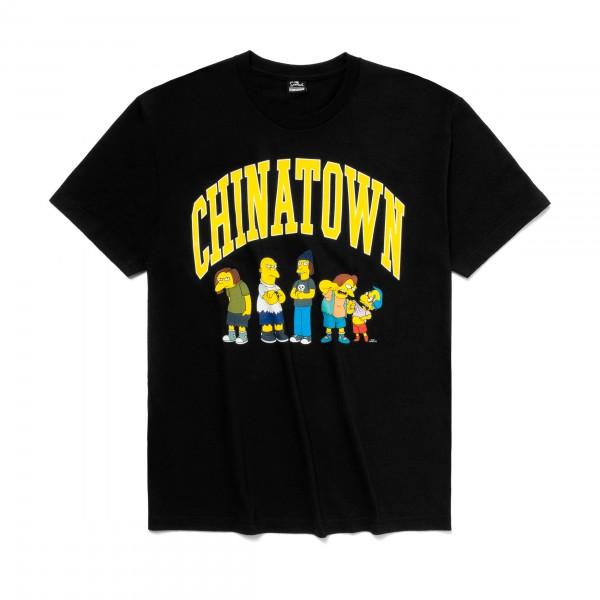 Chinatown Market x The Simpsons Ha Ha Arc T-Shirt (Black)